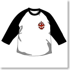 T Shirt Raglan Suzuki Anime gurren lagann edition guren hen guren team raglan t