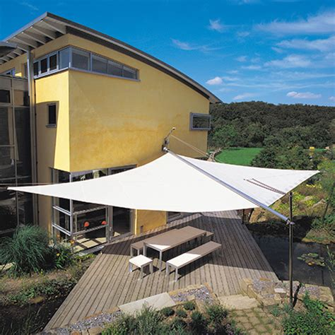 Canopy With Awning by Retractable Awning From Sunsquare Electric Canopy With