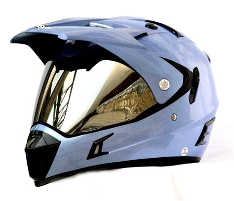 motocross helmet light masei light blue 311 atv motocross motorcycle icon ktm helmet