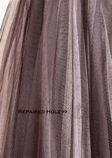 Vintage 1940s Beaded Velvet And Tulle Evening Dress
