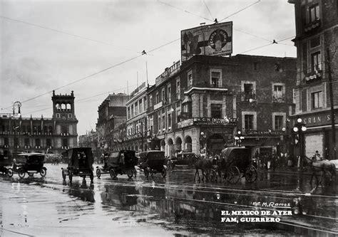imagenes antiguas ciudad de mexico as 237 era la ciudad de m 233 xico fotos antiguas entra