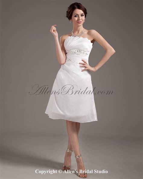 Wedding Dresses Knee Length by Knee Length Wedding Dresses