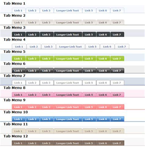 design menu with css css men 252 arşivi yatay men 252 r10 net