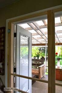 How To Install Patio Screen Door by Installing Screen Doors On French Doors Easy And Cheap