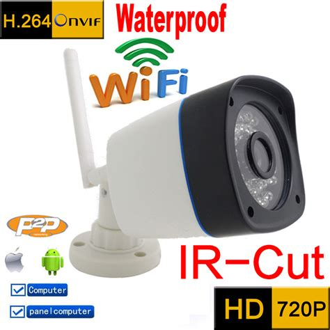 Small Wireless Outdoor Cameras For Home Security Ip 720p Hd Wifi Cctv Security System Waterproof