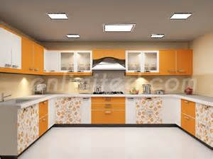 Kitchen Modular Design Modular Kitchen Designs Enlimited Interiors Hyderabad