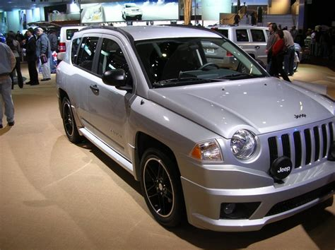 Jeep 2009 Compass 2009 Jeep Compass Information And Photos Zombiedrive