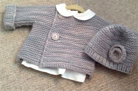 pattern english french bebeknits simple french style baby cardigan knitting by