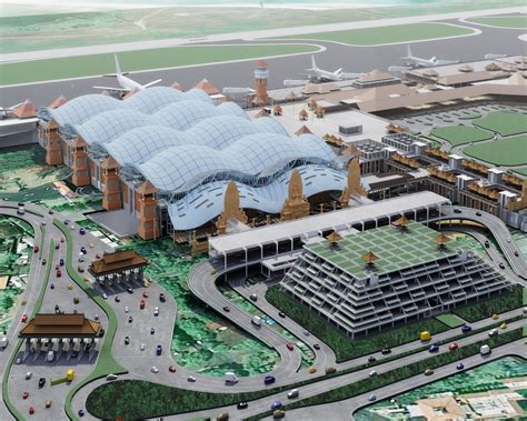 airasia ngurah rai terminal all about beautiful bali bali the new terminal at