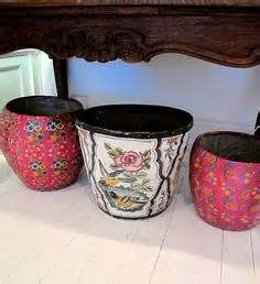 How To Make Paper Mache Pots - 1000 images about paper mache on paper mache