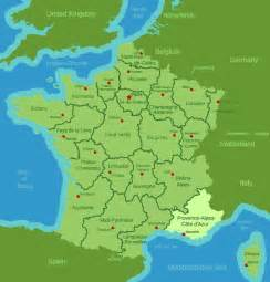 Map Of Provence France by Provence France Map