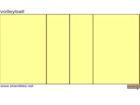 printable volleyball court diagram blank volleyball court sheets quotes