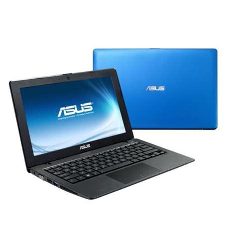 Kenapa Laptop Asus Blue Screen buy asus x200ca 11 6 quot touchscreen laptop intel celeron 4gb ram 500gb blue from our all