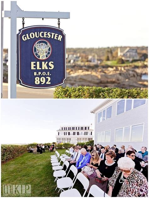Wedding Venues Gloucester Ma by The Elks At Bass Rocks Gloucester Ma Wedding Venue
