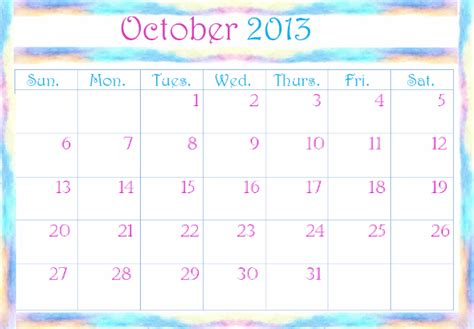 printable calendar october november december 2013 9 best images of printable calendar october november 2013