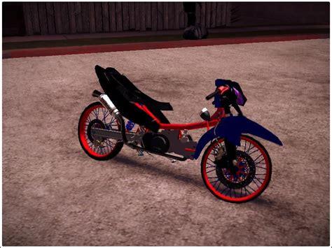 Mod Motor Gta Jupiter Owl by Mod Gta Sa Drag Bike Baihaqi Jupiter Z Drag Edition