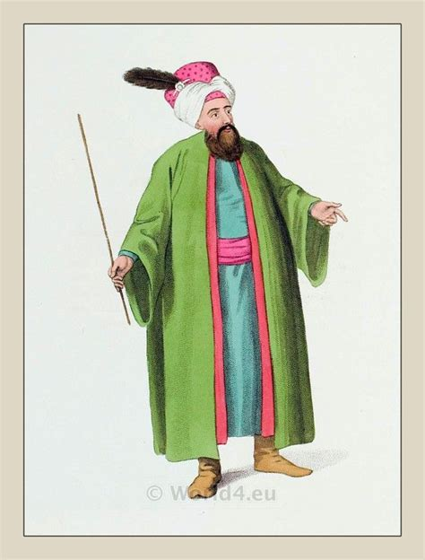 Savant Ottoman by Turkish Costume Archive Costume And Fashion