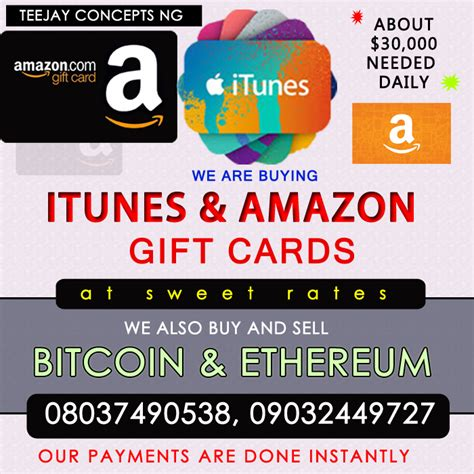 Sell My Amazon Gift Card - best offer sell your itunes amazon gift cards buy sell bitcoin here 100