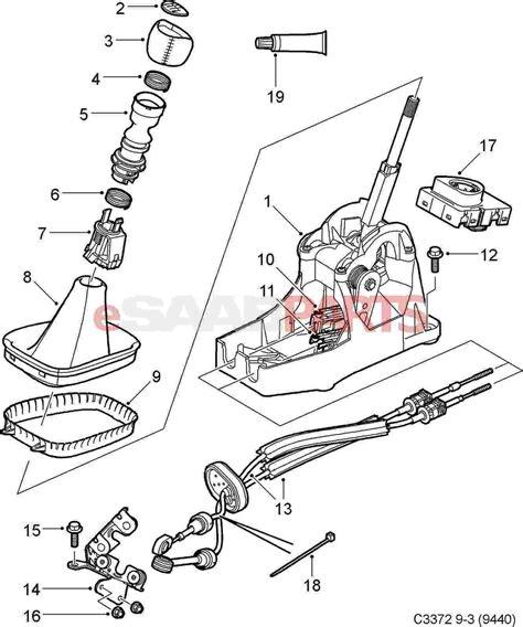 saab 9 5 parts diagram saab 900 transmission part diagram engine diagram and