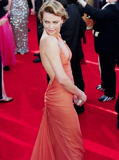 emma stone oscar nominations emma stone oscar nominees throwback red carpet style