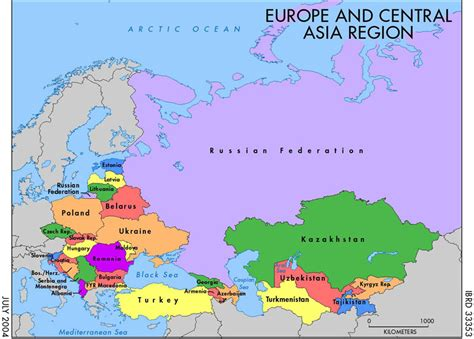 map of russia in europe and asia slavic eurasian collection subject course guides