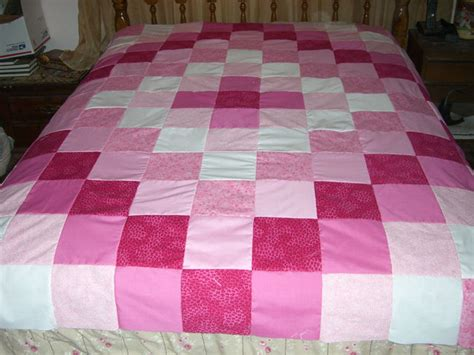 Simple Patchwork Quilt Pattern - easy patchwork quilt patterns quotes