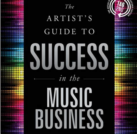 libros industria musical the artist s guide to success in