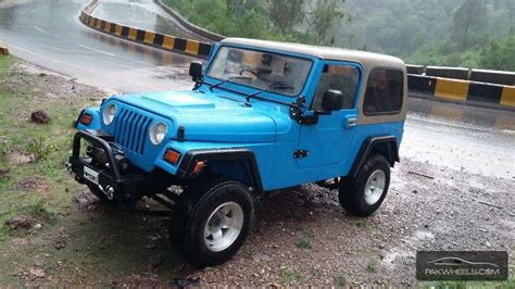 Jeep Wrangler 1980 Jeep Wrangler 1980 For Sale In Rawalpindi Pakwheels