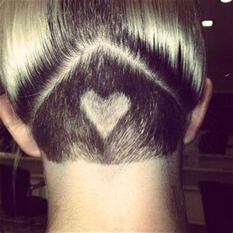 haircut designs with hearts 20 popular short haircuts for women styles weekly