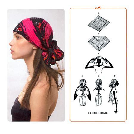 foulard in testa tanti modi creativi di indossare il foulard foto drezzy