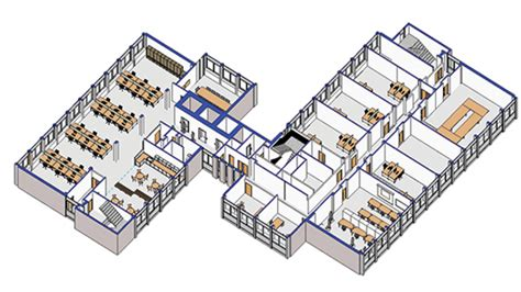 Open Floor Plan Office Space architecture ba hons london south bank university
