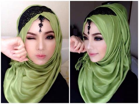 Jilbab Simple tutorial 02 cara memakai jilbab pashmina style simple dinamis up to date
