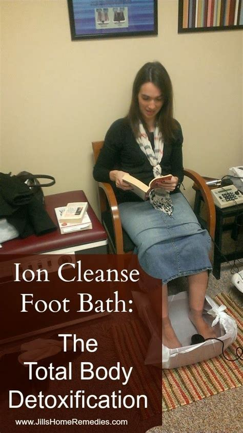 Detox Foot Baths Scishow by 17 Best Ideas About Foot Baths On Detox Bath