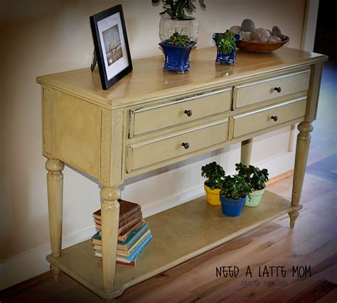 chalk paint ideas before and after need a latte versaille chalk paint before and after