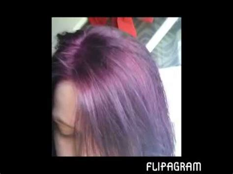 london lilac hair color reviews video vidal sassoon london lilac