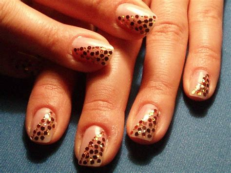 nail designs easy to do at home