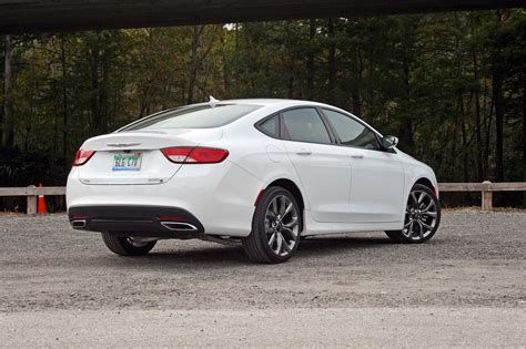 Chrysler 200 S by 2015 Chrysler 200 S Driven Picture 577551 Car Review