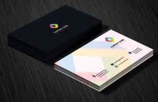 business card desing professional business card design template free