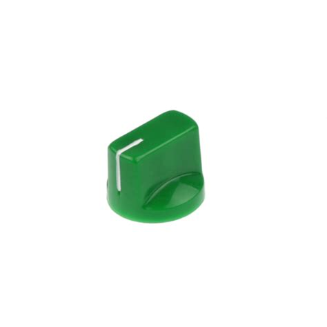 Green Knobs by Pointer Knob Green