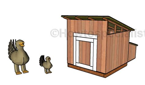duck house plans free duck house plans howtospecialist how to build step by step diy plans