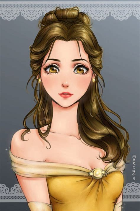 What Characters Would Look Like If They Were Human see what disney princesses would look like if they were