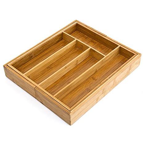 portaposate da cassetto 45 cassetto inserto in bamb 249 portaposate 29 45 cm