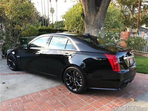 2016 cadillac cts v 6 2l v8 supercharged lease lease a