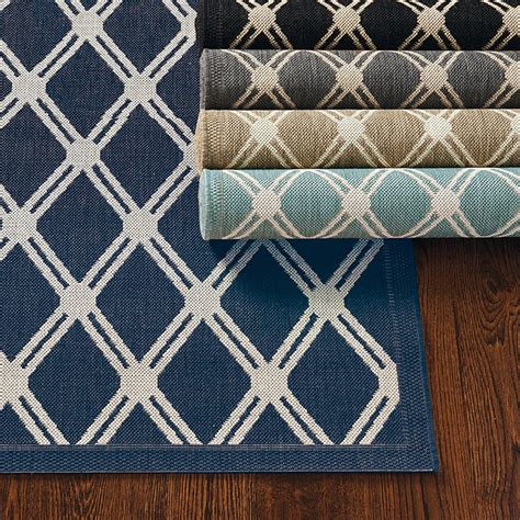 ballard indoor outdoor rugs tricia trellis indoor outdoor rug ballard designs