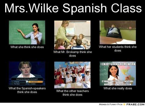 Class Memes - spanish class memes 28 images spanish class everyday