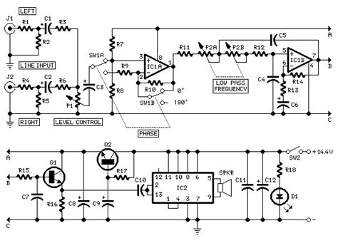 Power Lifier Lapangan home audio schematics home free engine image for user