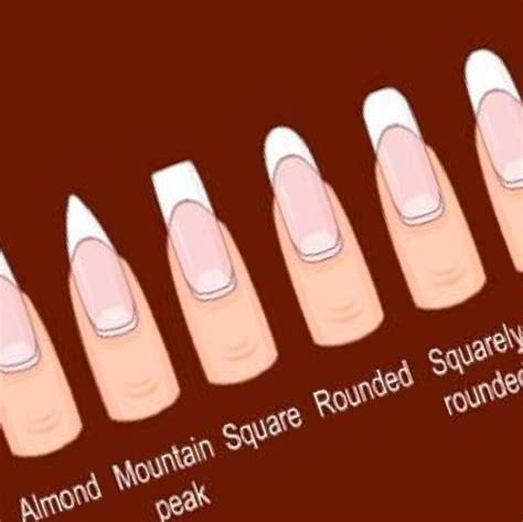 Different Nail Designs by Nail Designs Shapes 2017 Fashion Trends Related Nails