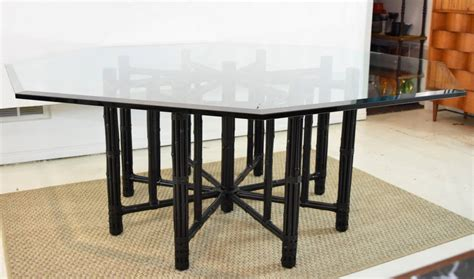 Octagon Glass Patio Table by Octagon Table Buy Or Sell Patio Garden Furniture In Glass