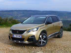 Peugeot 5008 Reviews Peugeot 5008 Review 2017 Webuyanycar