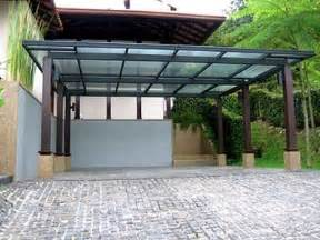 Car Porch Lighting Design Glass Skylight Renosaw